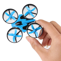 New Mini Drone 6 Axis RC Micro Quadcopters With Headless Mode One Key Return Helicopter Best