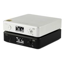 ใหม่ TOPPING D50/50 S MINI HIFI AUDIO ถอดรหัส ES9038Q2M * 2 USB DAC XMOS XU208 DSD512 32Bit/ 768Khz OPA1612 USB/OPT/COAX input