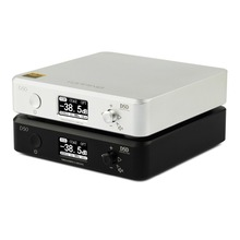 YENI TOPPING D50/50 S MINI HIFI SES Çözme ES9038Q2M * 2 USB DAC XMOS XU208 DSD512 32Bit/ 768Khz OPA1612 USB/OPT/KOAKSIYEL giriş