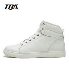 2017 New Hot TBA 5986# Men's shoes Genuine Leather Wear Non-slip Sport Shoes Outdoor Breathable Traning Sneakers Walking Shoes
