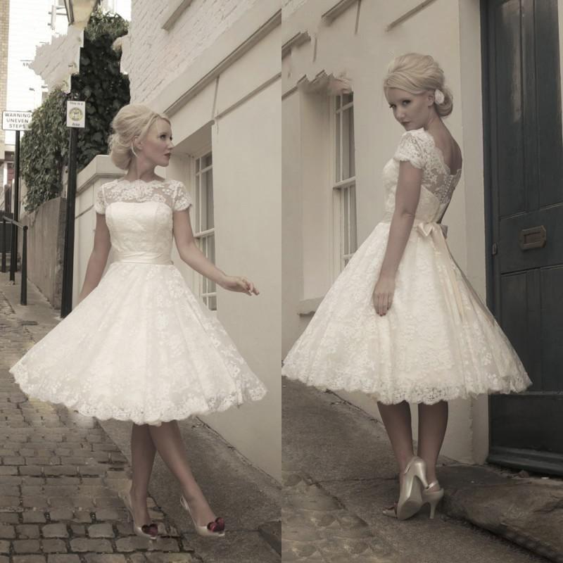 1950&39s vintage wedding dress online shopping-the world largest ...