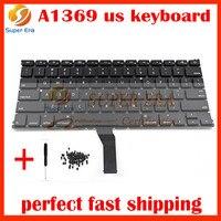 América Americana ee.uu. Inglés teclado para macbook air A1369 A1466 13 ''A1369 A1466 teclado ee.uu. EE.UU. 2011 2012 2013 2014 2015 año