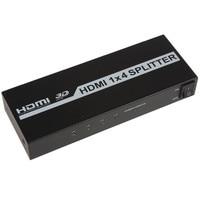 4 Channel 4K X 2K Full HD 1080P 1 X 4 7 1 Channel HDMI Splitter