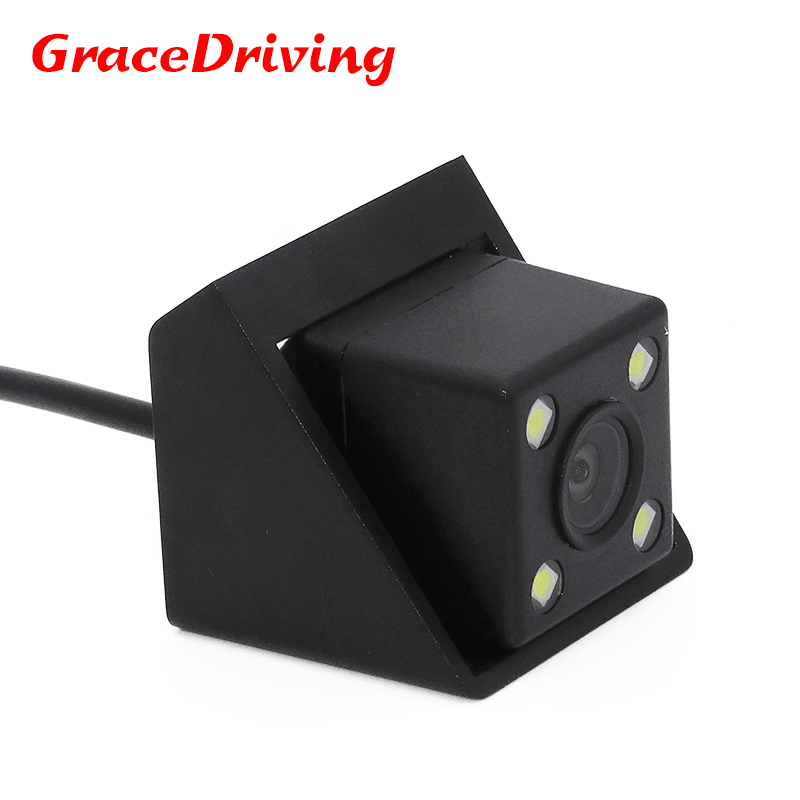 Factory Selling HD CCD Car rearview camera Car rear view camera for Ssangyong new Actyon Korando waterproof night version