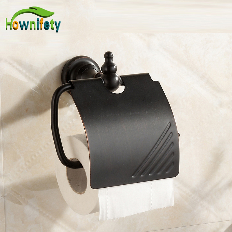 Oil Rubbed Bronze Roll Toilet Paper Holder Wall Mount Tissue Bracket oil rubbed bronze toilet paper holder wall mount tissue box