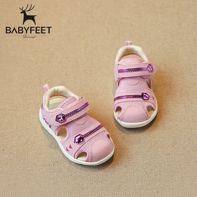 Babyfeet toddler leather shoes 0-2 year old Newborn baby Girl boy children sandals infant infantile function shoes mother-to-be babyfeet summer cool toddler shoes 0 2 year old newborn baby girl