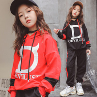 Girls Clothing Set 8 10 12 14 15 years Kids Sports Suit Long Sleeve Hoodies 2 pieces Teenager Girls Tracksuits Children Outfit