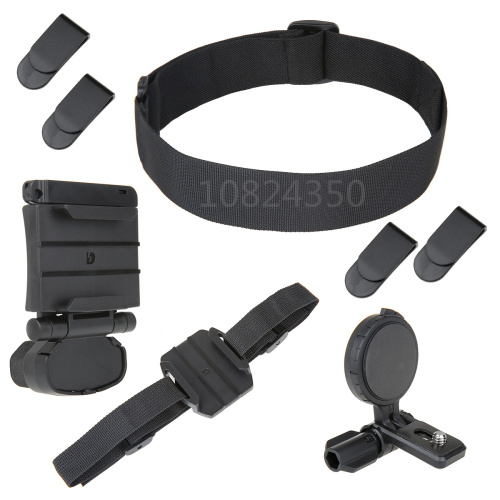 Helmet Head Mount Kit for <font><b>Sony</b></font> Action Cam <font><b>HDR</b></font> AS15 AS20 AS100V as BLT-UHM1 AS50R <font><b>AS300R</b></font> X3000R <font><b>HDR</b></font>-AS300 <font><b>HDR</b></font>-AS200V <font><b>HDR</b></font>-AS100V image