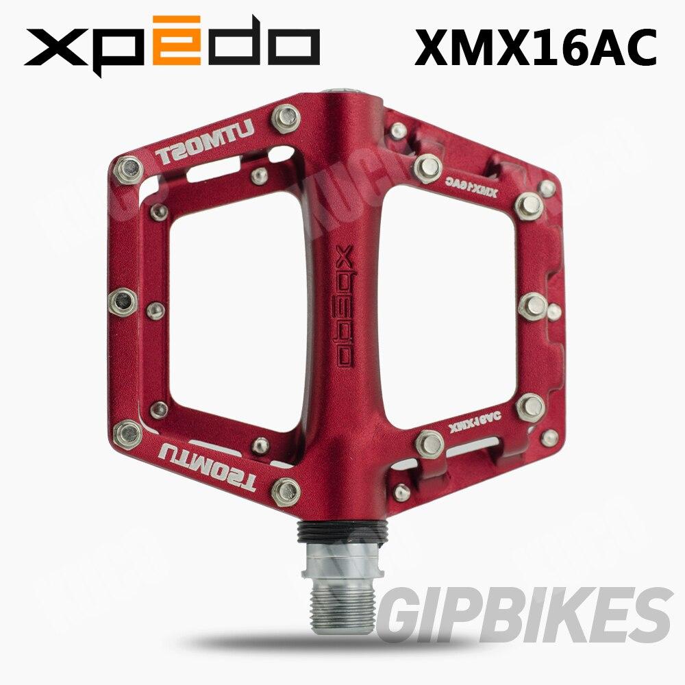 Wellgo Xpedo XMX16AC VTT PLUS HAUTE pédales de plate-forme