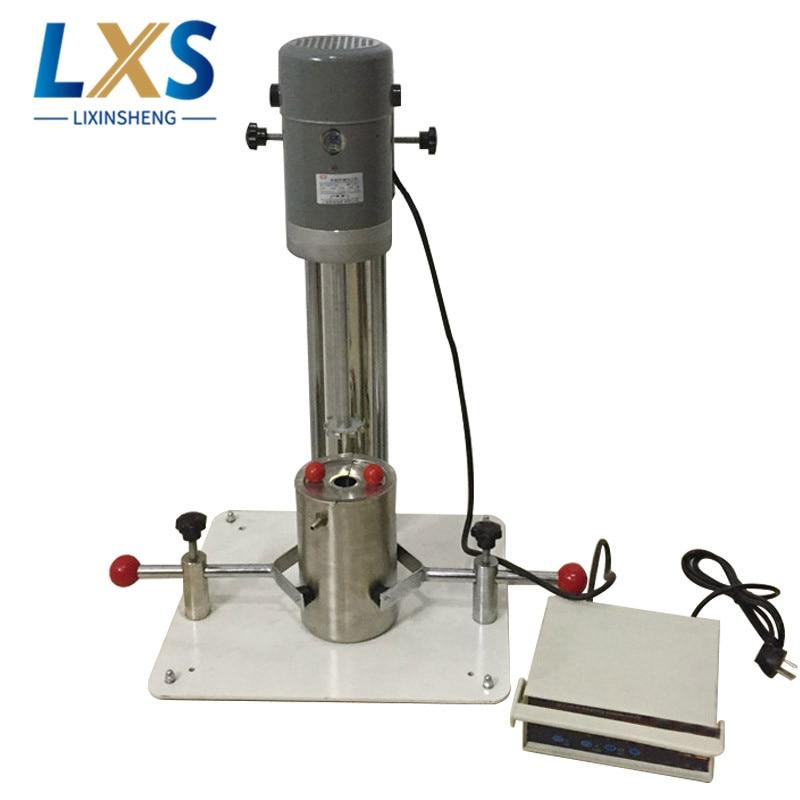 High Speed Disperser 400W/220V Electric Liquid Mixer Industrial Mixer 0-8000r/MIN