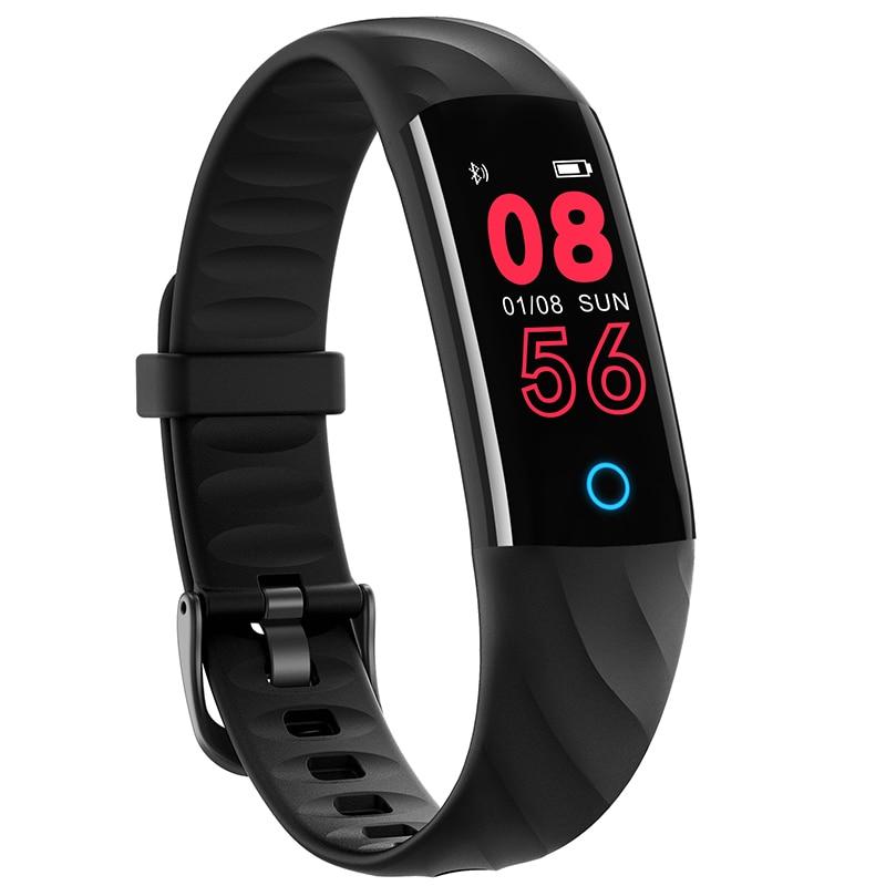 BANGWEI2018NEw Intelligente Wristband Della Vigilanza di Sport Fitness Fascia Sonno Tracker IP68 di Impulso Orologio Outdoor banda Intelligente Salute ECG Relogio + box