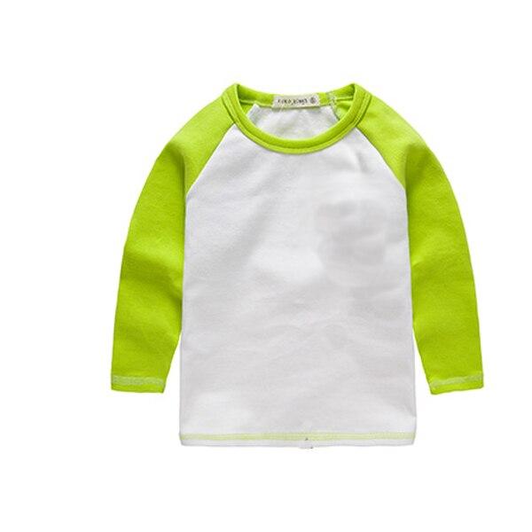 3ac8dd760582 green raglan shirts kids baseball shirt kid long sleeve t shirt ...