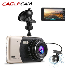 4.0 Inch LCD Car DVR 170 Degree Wide Angle Video Recorder Car Camera T810 Oncam Dash Cam Camera Night Video DVRS Full HD 1080P 4 inch 1080p full hd car dvr dash camera 170 degree wide angle video recorder with rear view camera g sensor auto driving camera