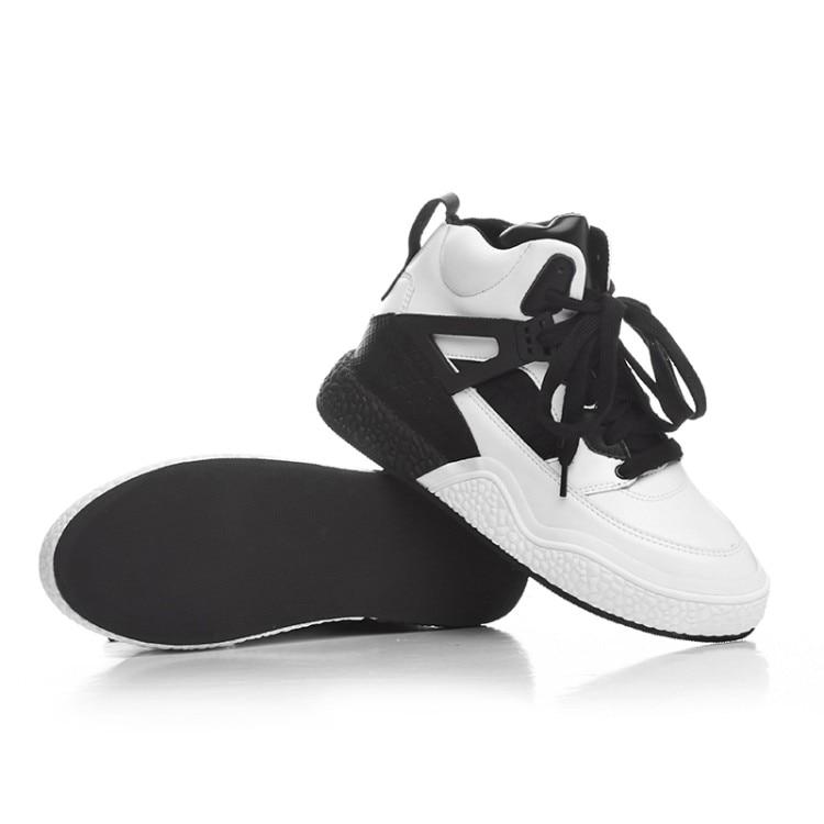De Zapatillas 2018 Zapatos Deporte Top Vaca Gris Mujeres Primavera Pisos Casuales Nueva {zorssar} Cuero blanco Alta Calidad Las Cómodos tpwvpd
