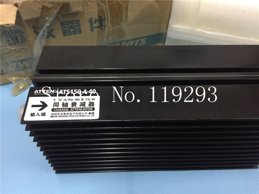 [BELLA] The supply of high power ATS150-4-40 DC-4GHZ 40DB 150W coaxial fixed attenuator[BELLA] The supply of high power ATS150-4-40 DC-4GHZ 40DB 150W coaxial fixed attenuator