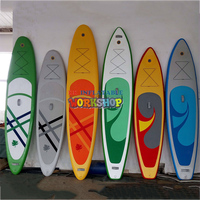 surfboard inflatable SUP stand up paddle board fishing kayak inflatable leash seat surf