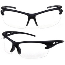 New Sport Outdoor Riding Cycling Uv400 Protection Sunglasses Transparent New Brand