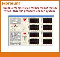 Fast Free Ship Suitable for flexiforce fsr400 fsr402 fsr406 pressure sensor wired thin film pressure sensor system