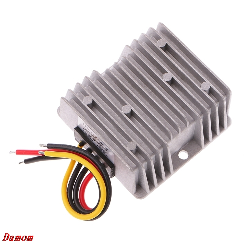 DC 12V Step Up To DC 24V 10A 240W Converter Regulator Car Power Supply Adaptor DamomDC 12V Step Up To DC 24V 10A 240W Converter Regulator Car Power Supply Adaptor Damom