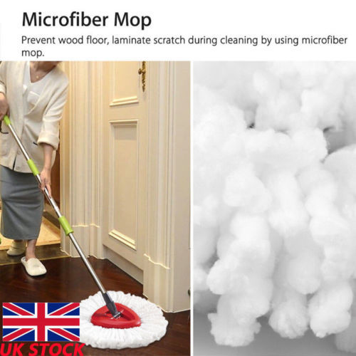 Mopping O Cedar Easy Cleaning Wring Spin Mop Refill Mop Replacement