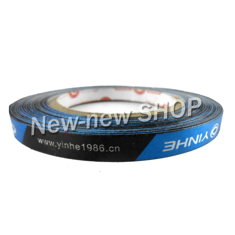 Yinhe 10mm Wide Table Tennis Ping Pong Edge Tape Large Roll