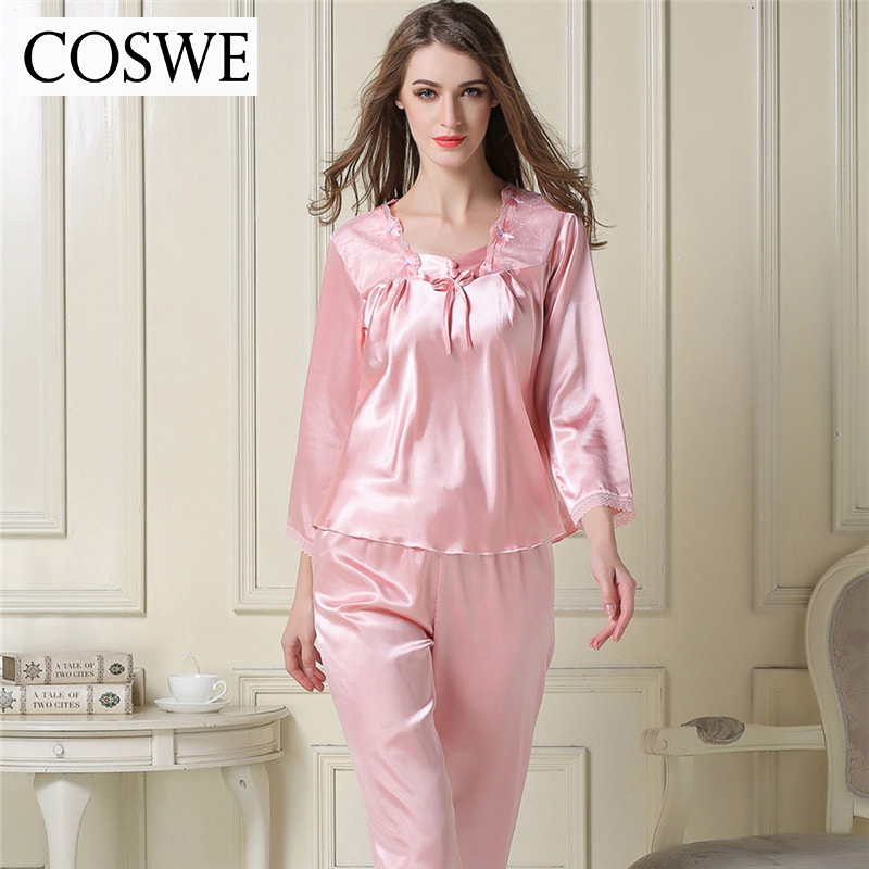 Online Get Cheap Silk Pajamas for Women -Aliexpress.com | Alibaba ...