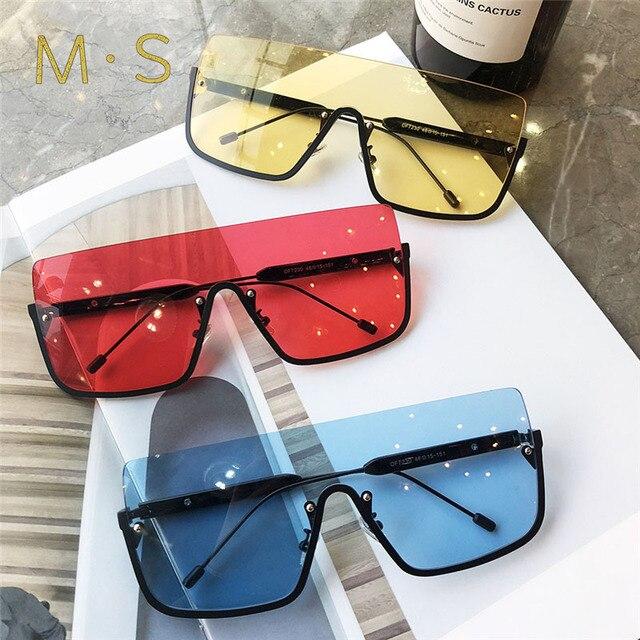 2019 женские солнцезащитные очки Брендовые дизайнерские негабаритные Солнцезащитные очки Модные женские роскошные украшения классические очки мужские солнцезащитные очки UV400