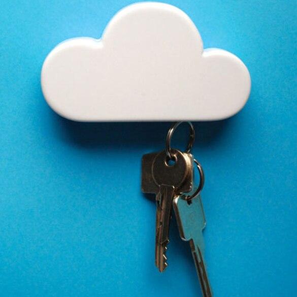 Новое Поступление Облако Shaped Key Case Box - Организация и хранения в доме - Фотография 4