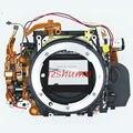 Новый Оригинальный зеркальный шкаф Без Затвора в сборе запчастей Для Nikon D600 D610 SLR