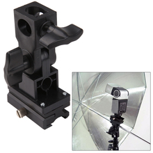 Flash stand Flash Light Photography Swivel Bracket Shoe Stand Mount Umbrella Holder Type B for Sony