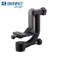 Benro GH2 Professional Gimbal Head GH 2 Aluminum Gimbal Heads For Heavy Telephoto Lenses Camera Tripod