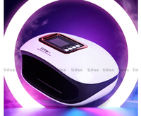 Nail Light Therapy Induction Personal Care Appliances Beauty Accessories 4 Gears Timing Overheat protection Remove base