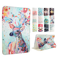 Tab E T560 Tablet PC Case PU Leather Cover SM T560 9 6 Inch Shockproof 3D