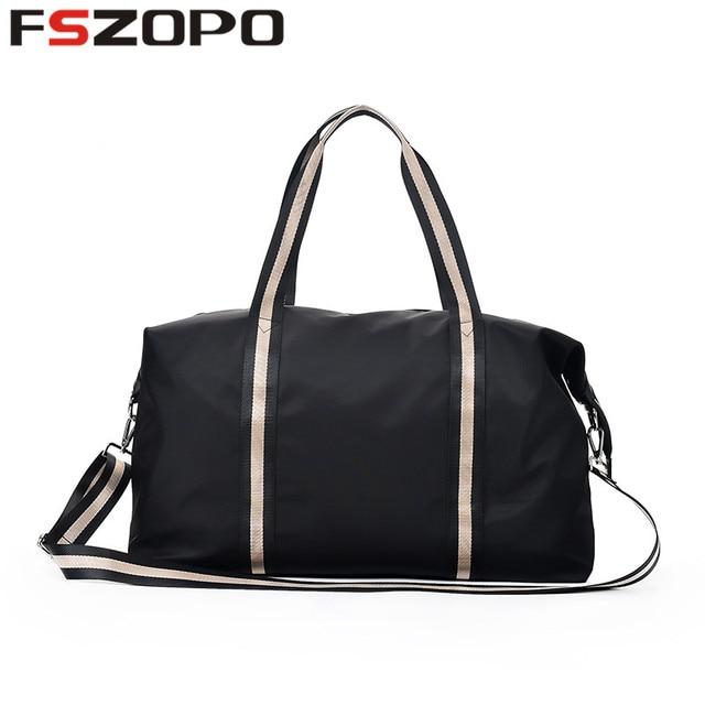 Man bag sport gym Travel Luggage Duffel Bags Tote Handbags WomenTraining  Fitness Shoulder Bag 97a2074b8ed85
