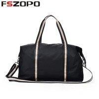 Man bag sport gym Travel Luggage Duffel Bags Tote Handbags WomenTraining Fitness Shoulder Bag