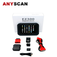 100% Original XTOOL EZ300 Auto Diagnostic Tool Support TPMS and Oil Light Reset Function XTOOL EZ300 for ABS/SRS/Transmission