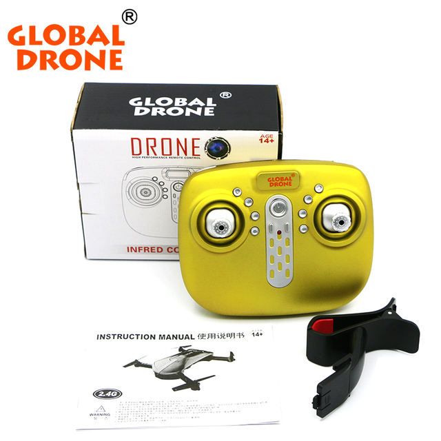 Global Drone Remote Control for GW018 JY018 JD-18 E52 E58 JY019 Selfie...