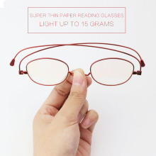 Final crazy discount Anti-blue ray light reading glasses men women Portable foldabe presbyopic Paper Reader 1.0 to 4.0