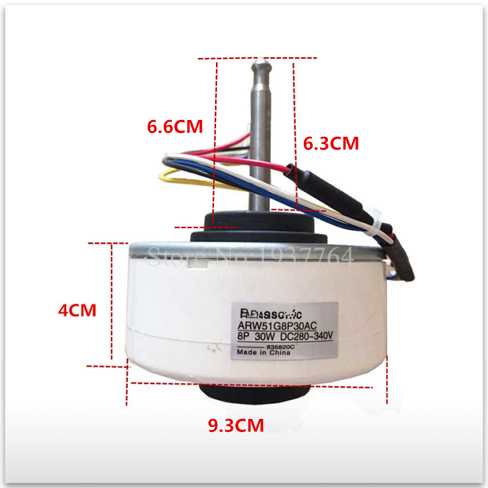 95% new used for Original air conditioner motor ARW41C8P30AC = ARW51G8P30AC DC motor good working95% new used for Original air conditioner motor ARW41C8P30AC = ARW51G8P30AC DC motor good working