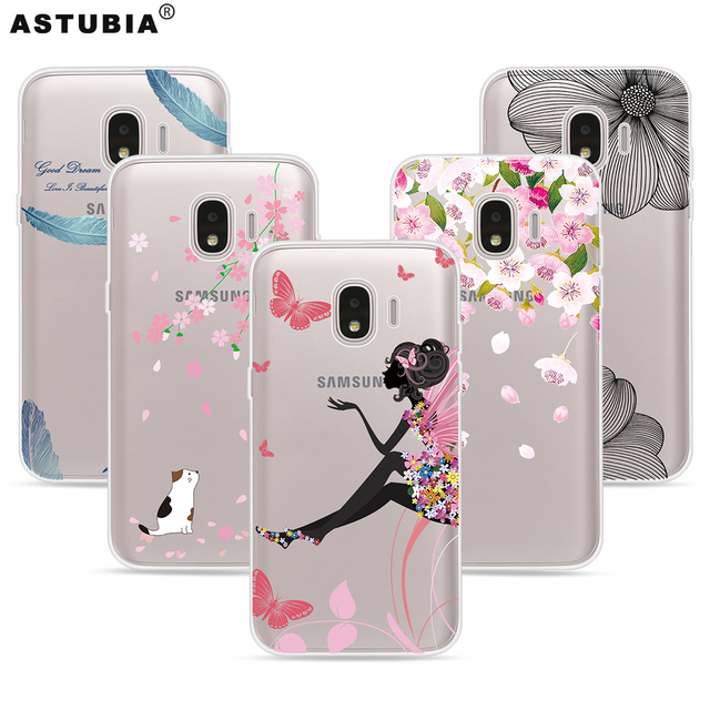 buy online d314d a79eb US $1.79  For Samsung Galaxy J2 2018 Case J2 Pro J250F Case Transparent TPU  Cover For Galaxy J2 J3 J5 J7 Pro Prime A3 A5 A8 2018 2017 2016-in Fitted ...