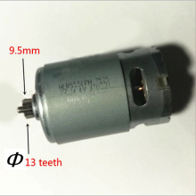 13 Teeth Motor 14.4V Replace for BOSCH GSR14.4-2-LI PSR 14,4 li-2 PSR14.4LI-2 PSR1440LI-2 GSR 14,4-2-li Drill engine