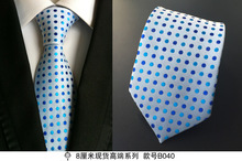 Jedwabne krawaty GREG