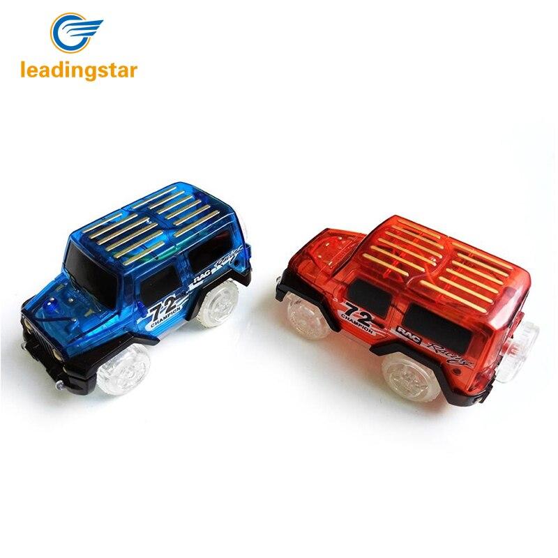 LeadingStar 2Pcs ילדים LED רכב חשמלי צעצוע עבור - צעצוע כלי רכב