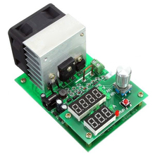 Newest Multifunction Module 60W Constant Current Electronic Load Aging Module 10A30V constant current electronic load discharge 9 99a 60w 30v battery capacity tester free shipping with tracking number