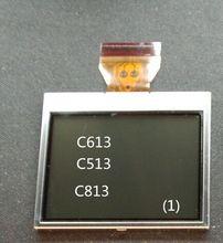 NEW Digital Camera Reparação de Substituição para KODAK EasyShare C513 C613 C813 Tela Lcd
