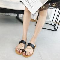 071 new sandals and slippers female summer fashion hot classic sandals flat shoes
