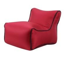 Надувной шезлонг ленивый кемпинг стул диваны-мешки на открытом воздухе вечерние Отдых Путешествия 19JAN 28 Домашняя текстильная подушка чехол