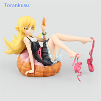 Monogatari Series Oshino Shinobu Action Figure PVC Kawaii Anime Figure Girl Figma Doll Sexy Toys For Man Model Kids Gift PG