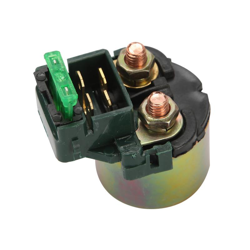 partol black motorcycle starter relay solenoid for honda honda cbr600 cb750  cb900 shadow vt1100 gl1100 gold wing vf750 crf230-in car switches & relays  from