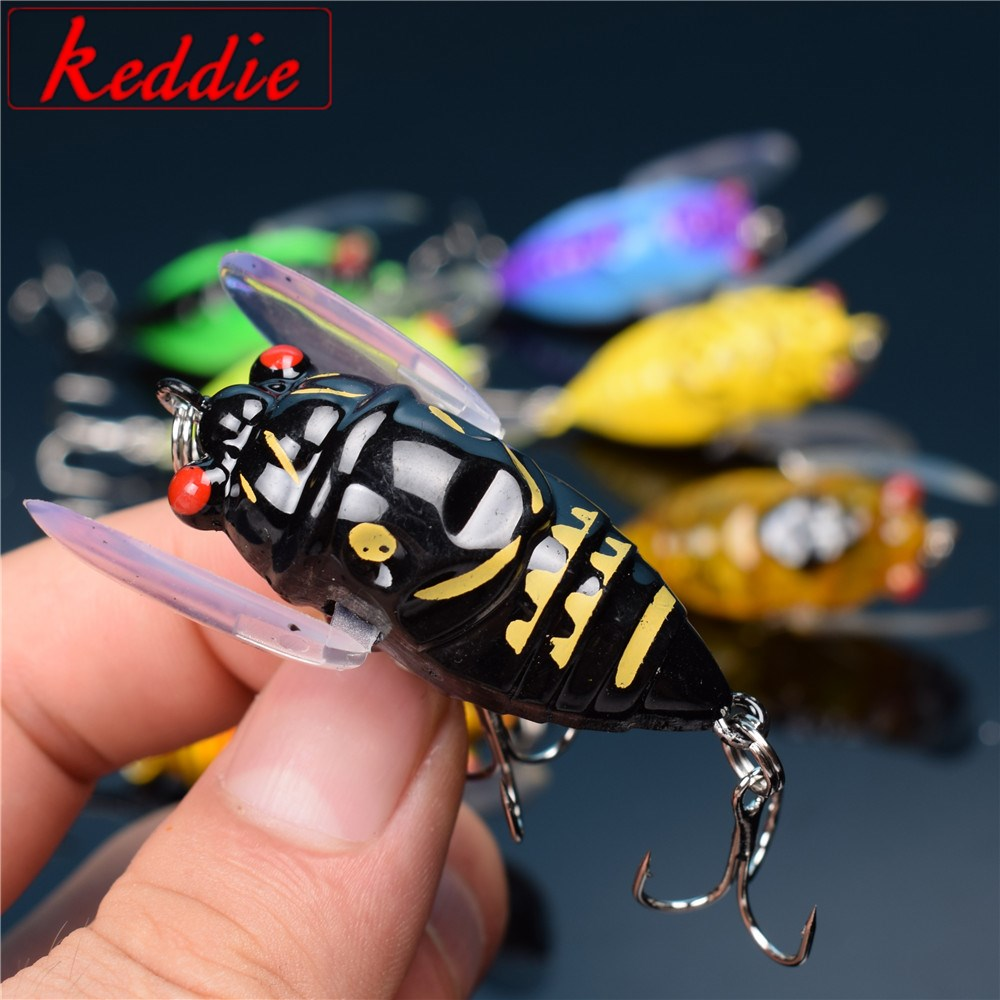 Top Quality Fishing Lure 8 color 4cm/6.4g fishing tackle Cicada Classic Minnow fishing bait peche crankbait pesca jerkbait hengjia 1pc 9cm 11 2g hard crank bait fishing lure crankbait carp fishing tackle peche minnow lure 0 9 2 7m depth pesca cebo